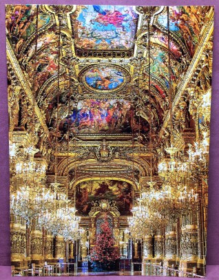 Paris Opera House - Masterpieces (Masters of Photography) - 500 pieces