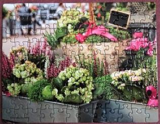 Flower Shop 100 pieces