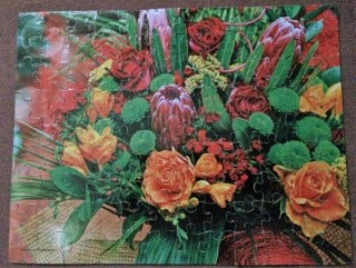 Bouquet 100 pieces