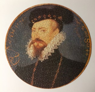 Robert Dudley, Earl of Leicester by Nicholas Hilliard - 1576