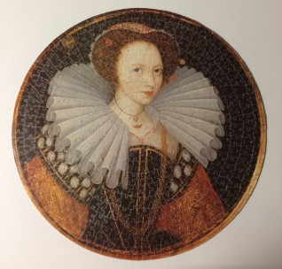 Portrait of an Unknown Lady - French School 1583