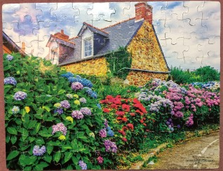 Cottage - 100 pieces