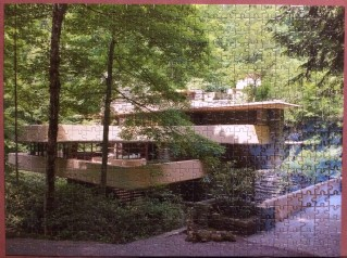 Fallingwater - Galison - 500 pieces