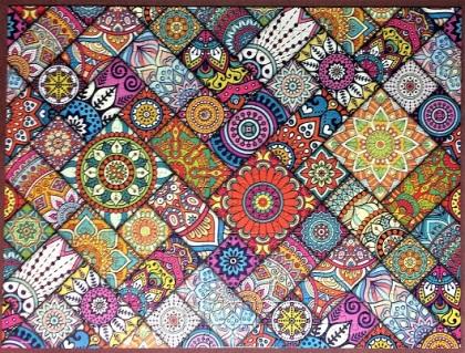 Pattern 4 by Patchwork - Milton Bradley - 300 pieces