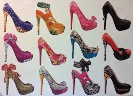 Shoes - Lafayette Puzzle Factory - 500 pieces