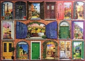 Doors of Europe