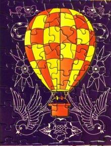 Hot Air Balloons - Lines