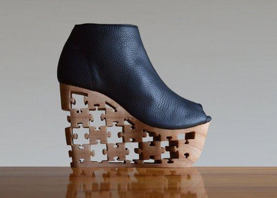 Jigsaw shoes