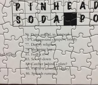 Crossword Jigsaw 2