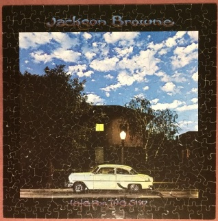 Jackson Browne - Late for the Sky - RedisCover - 300 pieces