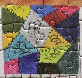 Sunrise Colorful Country Quilt 2