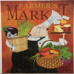 Farmer's Market by Tracy Flickinger - Ceaco - 300 pieces