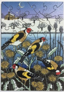 Goldfinch Garden