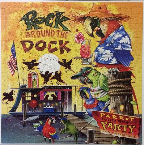 Rock Around the Dock