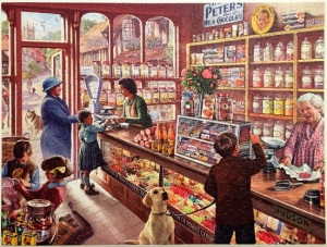 The Old Candy Shop