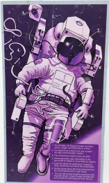 Astronaut - Patch Products - 24 pieces