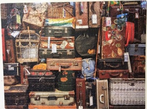 Many Travel Bags