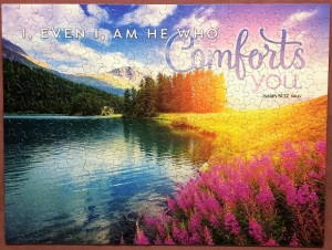 He Who Comforts You