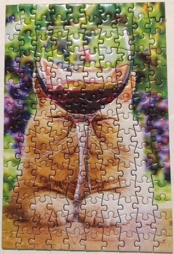 Wine Kitty