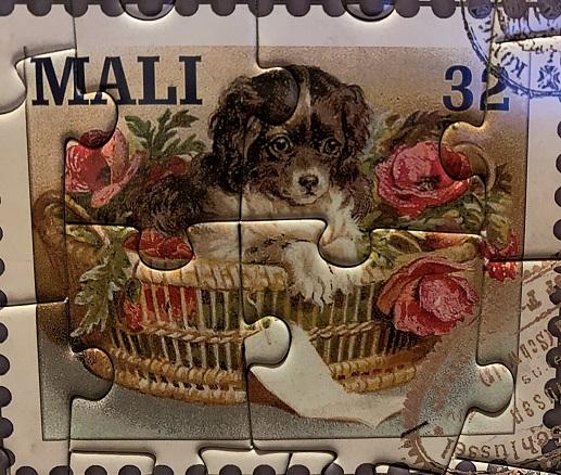Dog Stamps 2