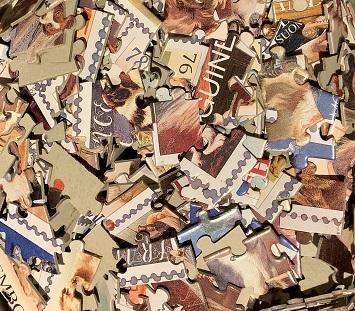 Dog Stamps sort