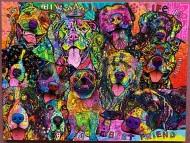 Best Friends by Dean Russo - Starz Puzzles - 158 pieces