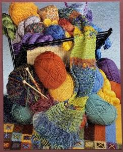 Knitters Stash