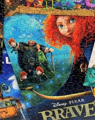 Pixar Posters 1