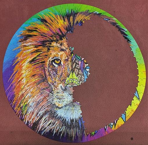 Proud Lion 2
