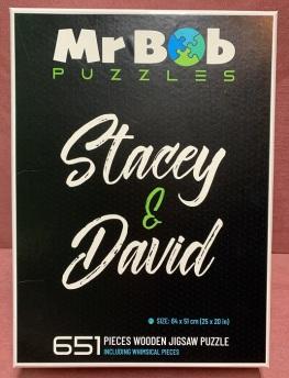 Stacey & David
