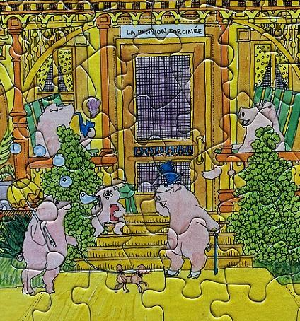 Pig House 1