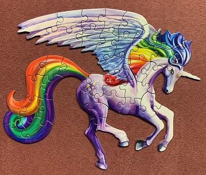 Unicorns 1-4