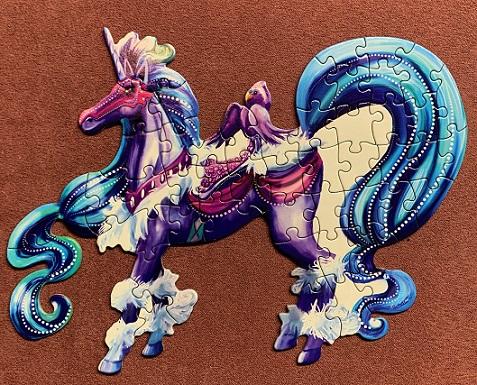 Unicorns 1-5