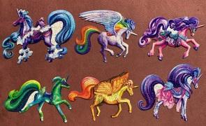 Unicorns - Cra-Z-Art - 500 pieces