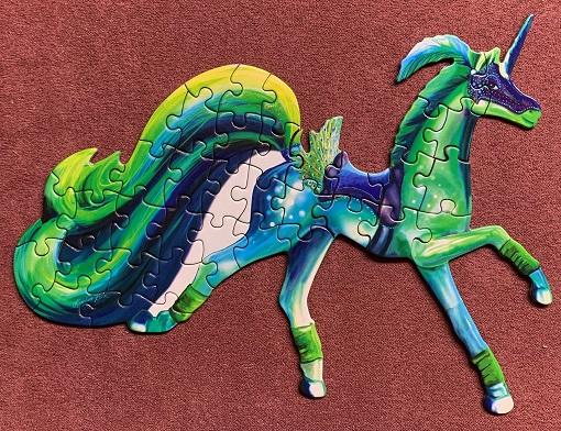 Unicorns 2-2