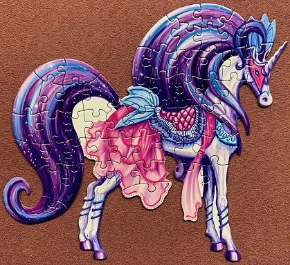 Unicorns 2-4