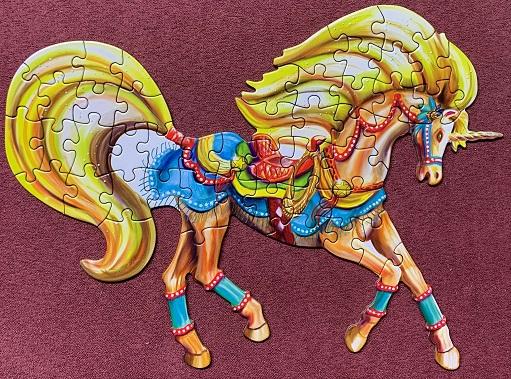 Unicorns 3-4