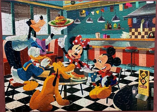 Disney Diner