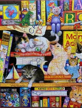 Storytime Kittens 1