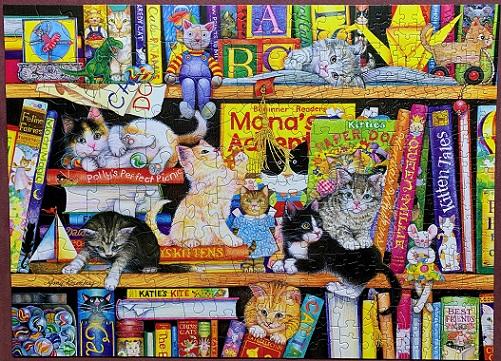 Storytime Kittens